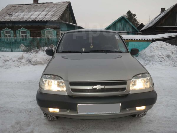 Chevrolet Niva, 2008 год, 320 000 руб.