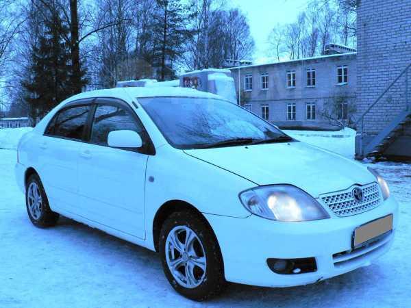Toyota Corolla, 2004 год, 255 000 руб.