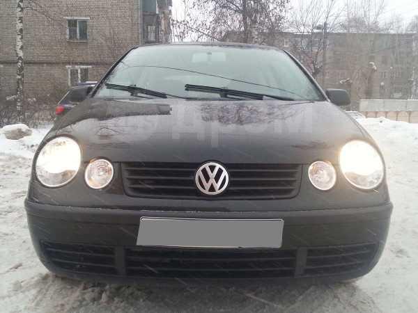 Volkswagen Polo, 2003 год, 169 000 руб.
