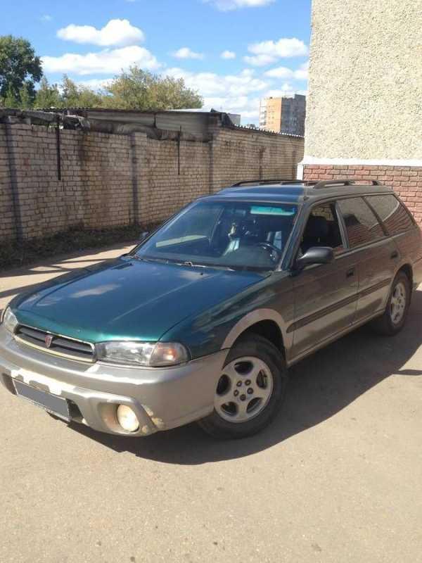 Subaru Outback, 1998 год, 160 000 руб.