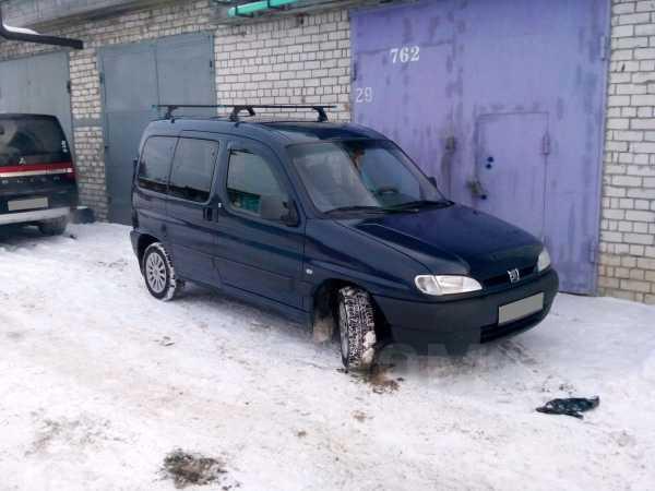 Peugeot Partner, 2002 год, 125 000 руб.