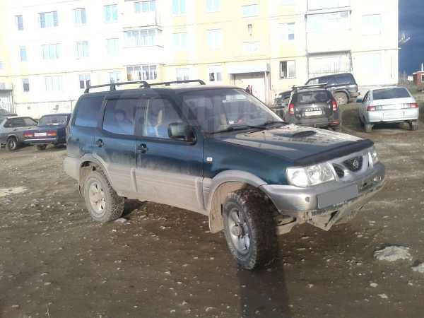 Nissan Terrano II, 2000 год, 270 000 руб.