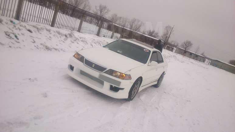 Toyota Mark II, 1998 год, 380 000 руб.