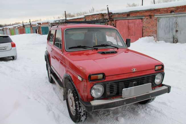 Лада 4x4 2121 Нива, 1992 год, 65 000 руб.