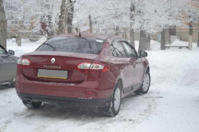 Renault Fluence, 2012 год, 490 000 руб.