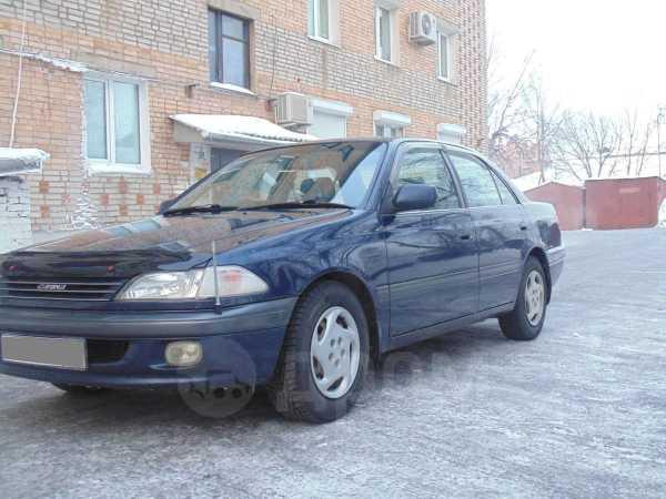 Toyota Carina, 1997 год, 175 000 руб.