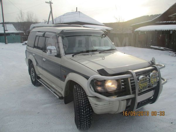 Mitsubishi Pajero, 1993 год, 280 000 руб.