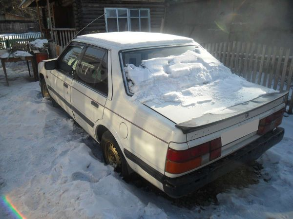 Mazda 626, 1985 год, 10 000 руб.
