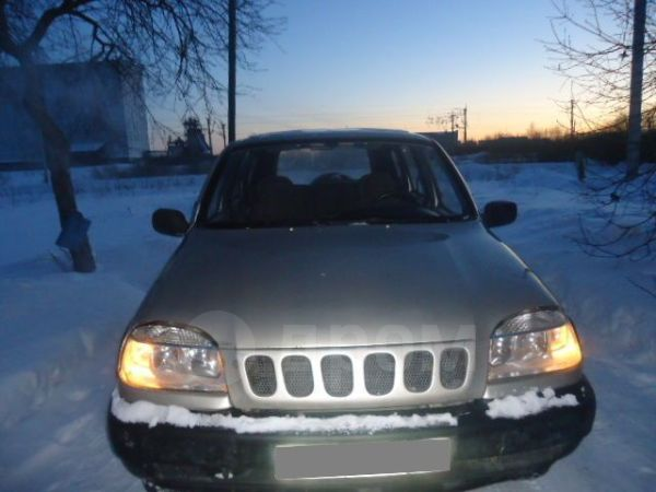 Chevrolet Niva, 2001 год, 160 000 руб.