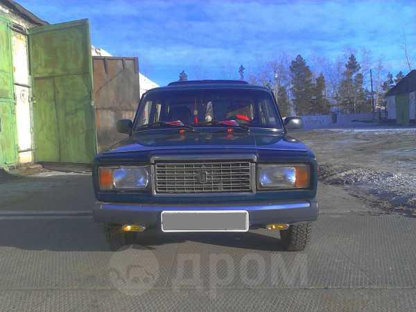 Лада 2107, 2006 год, 105 000 руб.