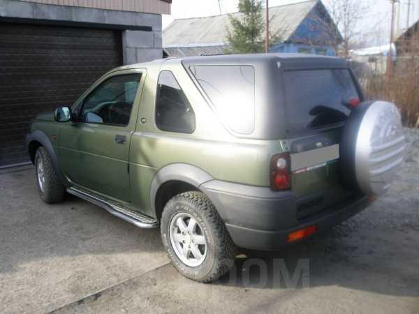 Land Rover Freelander, 2000 год, 280 000 руб.
