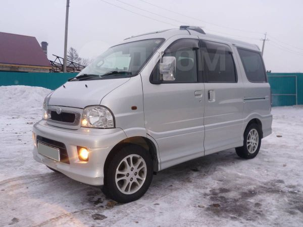 Toyota Sparky, 2001 год, 290 000 руб.