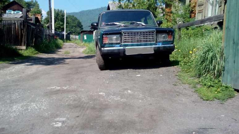 Лада 2107, 1985 год, 45 000 руб.