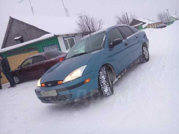 Ford Focus, 2000 год, 168 000 руб.