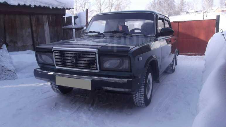 Лада 2107, 2012 год, 155 000 руб.