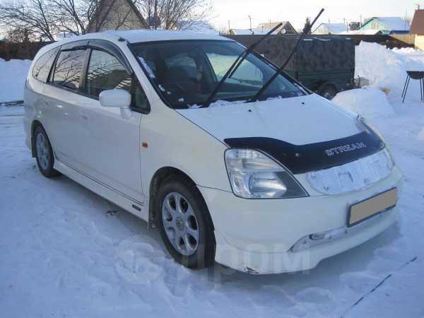 Honda Stream, 2002 год, 260 000 руб.