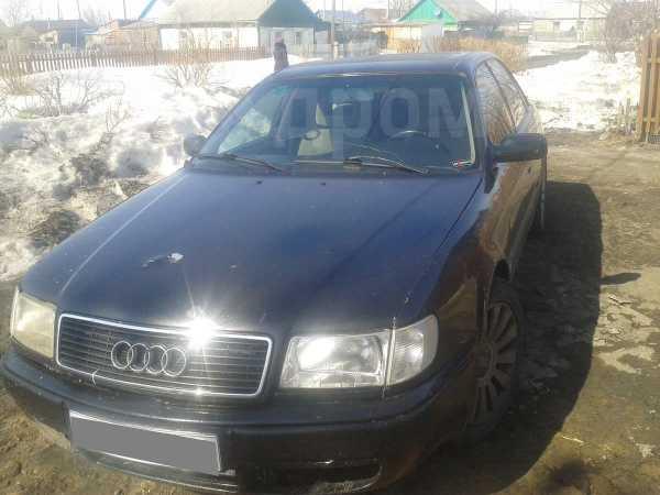 Audi 100, 1991 год, 110 000 руб.