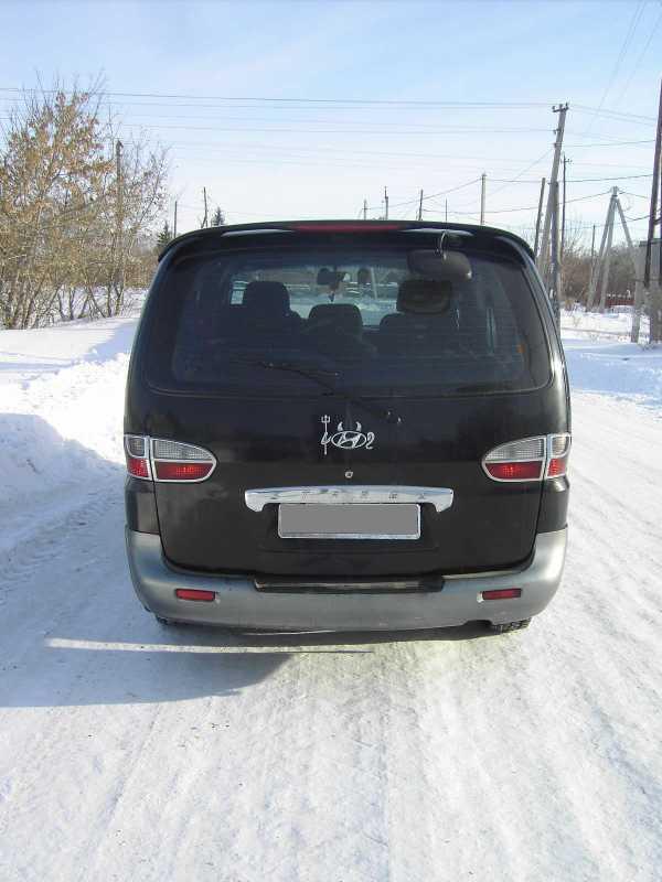 Hyundai Starex, 2002 год, 330 000 руб.