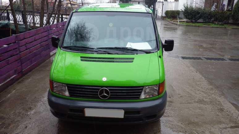 Mercedes-Benz Vito, 1997 год, 599 000 руб.