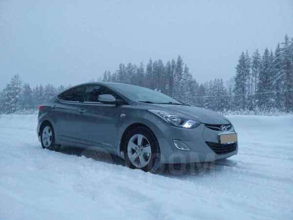 Hyundai Elantra, 2013 год, 510 000 руб.