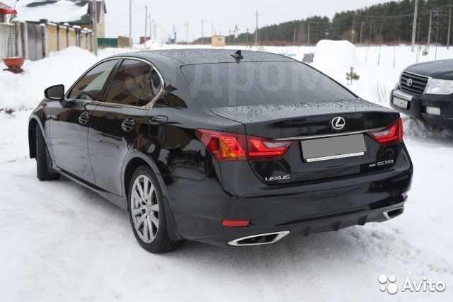 Lexus GS350, 2012 год, 2 250 000 руб.