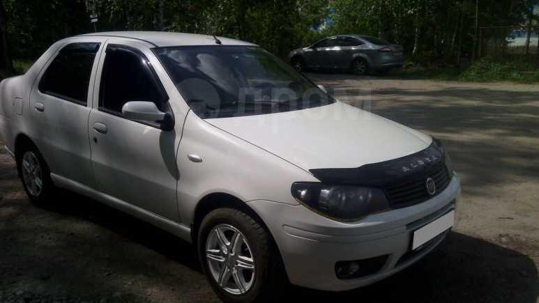 Fiat Albea, 2011 год, 268 000 руб.