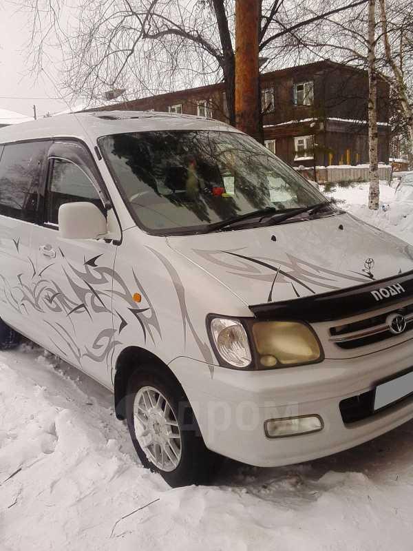 Toyota Noah, 1999 год, 300 000 руб.
