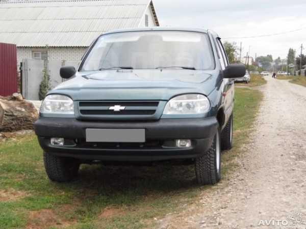 Chevrolet Niva, 2007 год, 262 000 руб.