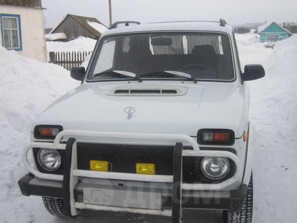 Лада 4x4 2121 Нива, 2002 год, 115 000 руб.