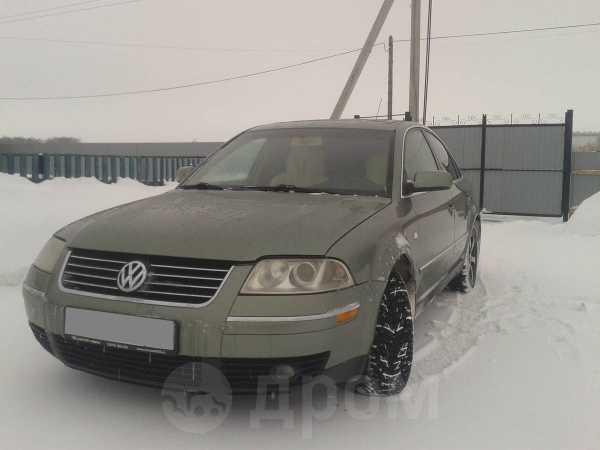 Volkswagen Passat, 2002 год, 315 000 руб.