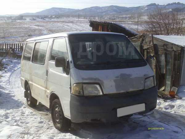 Mazda Bongo, 2003 год, 190 000 руб.
