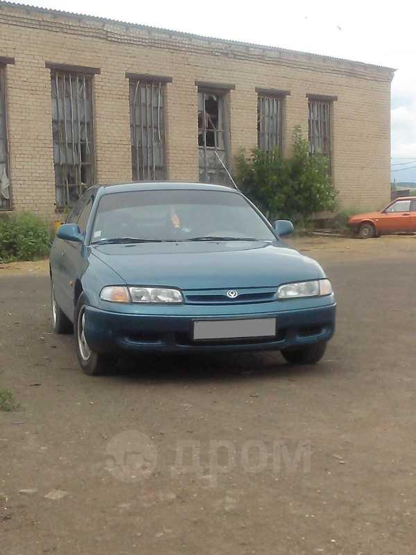 Mazda 626, 1993 год, 130 000 руб.