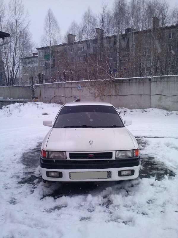 Mazda Familia, 1990 год, 55 000 руб.