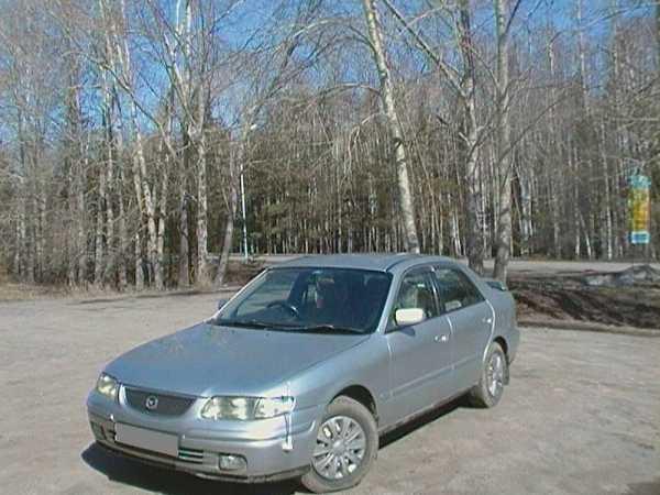 Mazda Capella, 1998 год, 160 000 руб.