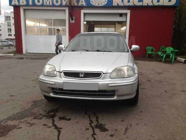 Honda Civic, 1997 год, 139 000 руб.