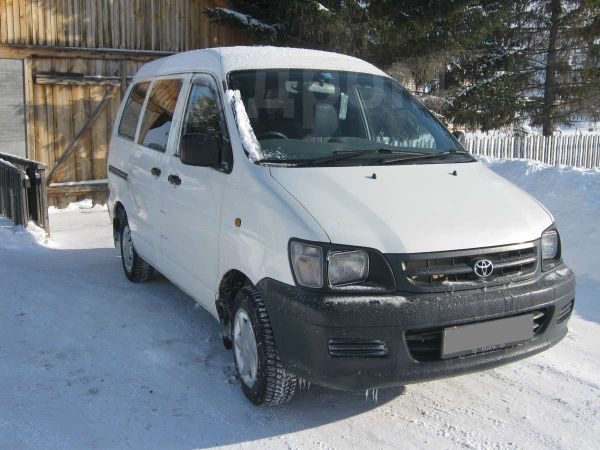 Toyota Town Ace, 1998 год, 220 000 руб.
