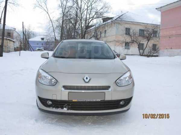 Renault Fluence, 2011 год, 635 000 руб.
