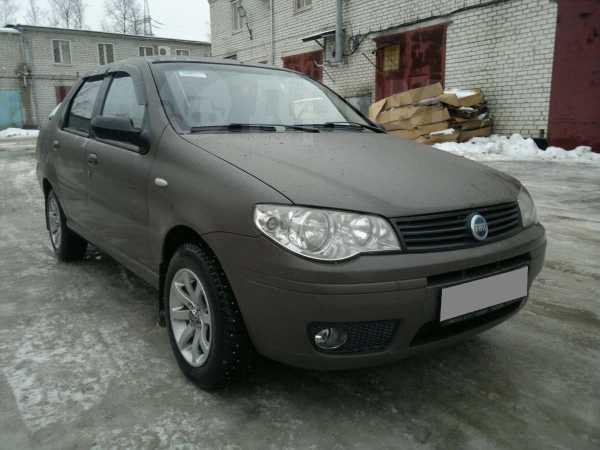 Fiat Albea, 2007 год, 235 000 руб.