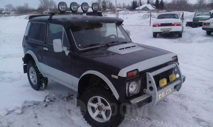 Лада 4x4 2121 Нива, 1984 год, 125 000 руб.