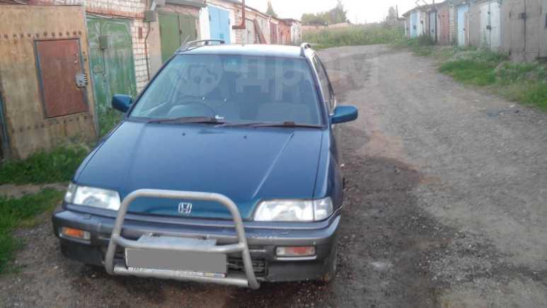 Honda Civic Shuttle, 1996 год, 100 000 руб.