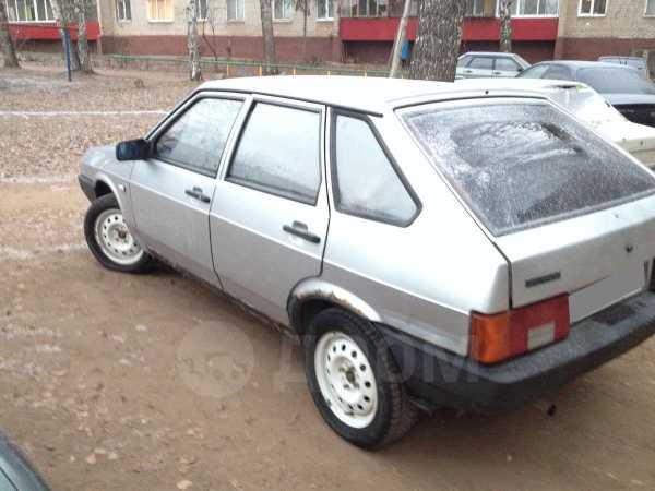 Лада 2109, 2002 год, 48 000 руб.
