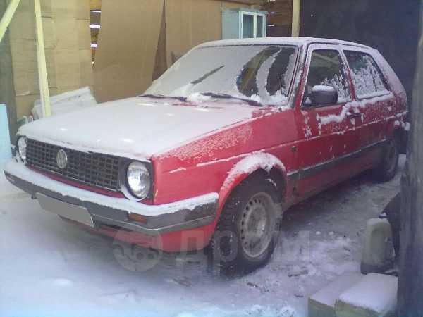Volkswagen Golf, 1988 год, 110 000 руб.