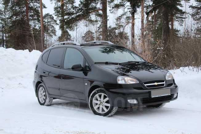 Chevrolet Rezzo, 2007 год, 293 000 руб.