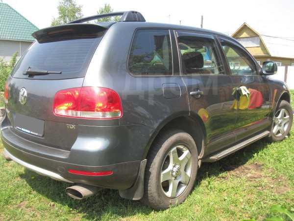 Volkswagen Touareg, 2004 год, 620 000 руб.