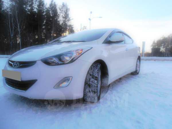 Hyundai Avante, 2012 год, 750 000 руб.