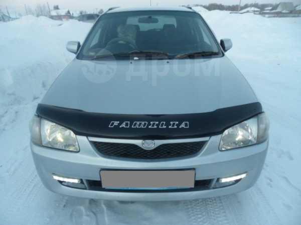 Mazda Familia S-Wagon, 2000 год, 167 000 руб.