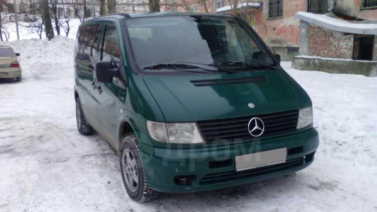 Mercedes-Benz Vito, 1998 год, 350 000 руб.
