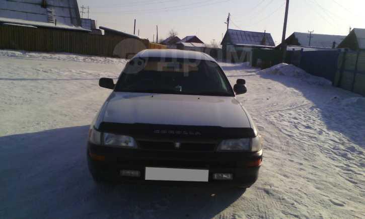 Toyota Corolla, 2002 год, 230 000 руб.