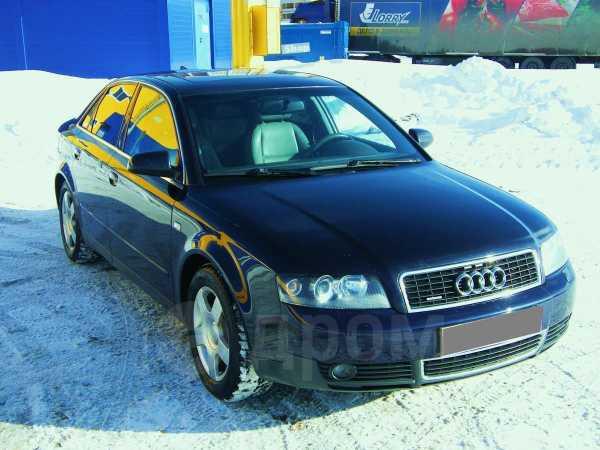 Audi A4, 2002 год, 360 000 руб.