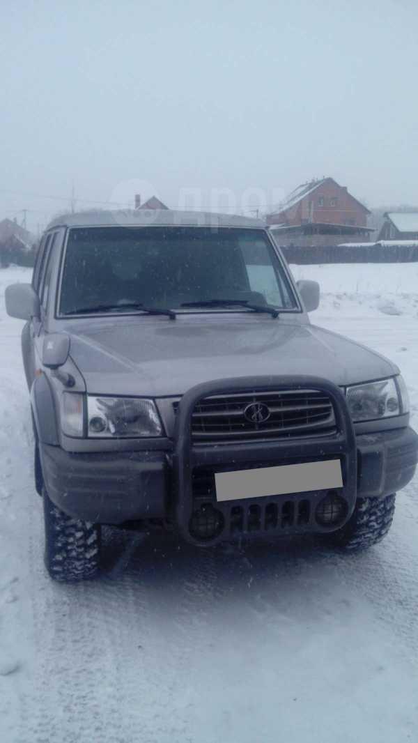 Hyundai Galloper, 2002 год, 355 000 руб.